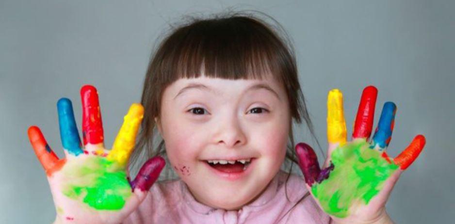 Parcours et sens, enfant handicapé
